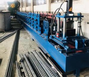 China Hot sales YX41-41 solar mounting bracket roll forming machine for solar energy rack building using on sale