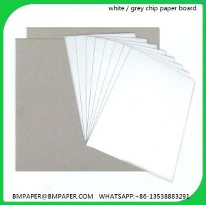 China Food grade 1mm thick europe stocklot laminated paper board on sale