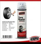 500ml Tyre Fix, Emergency Tyre Fix, Repair, no tools required