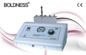 China Face Deep Peeling Diamond Microdermabrasion Machine Remove Acne Scar 110V 60HZ on sale