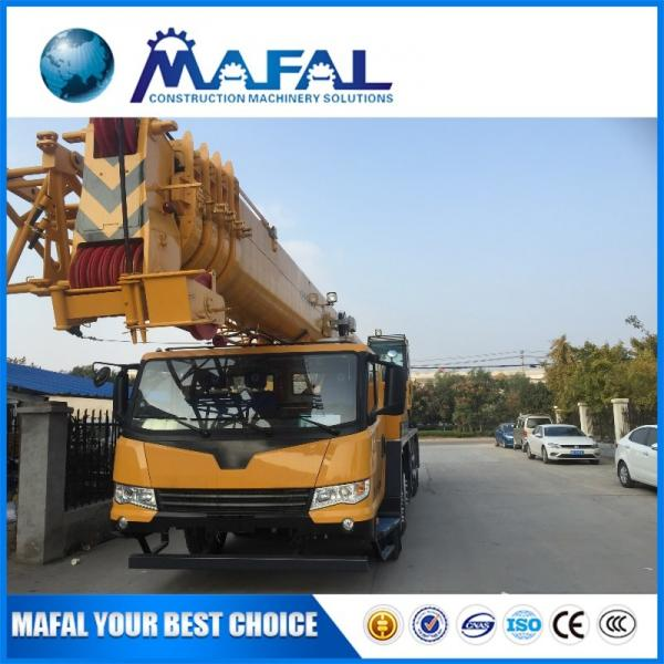 China xcmg QY50KA lowest price New 57 7m Boom 50t load
