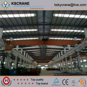 China Widely Used Railway Travelling Lifting Overhead Crane on sale