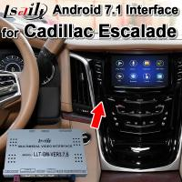 China Android 7.1 Car GPS Navigation Box Video Interface for Cadillac CUE System , RAM 2G , Plug&play easy installation on sale