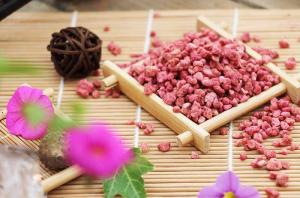 China FD Freeze-dried  Raspberry Dices on sale
