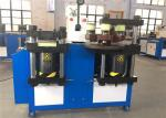 PLC Control Copper Punching Machine For Punch Thickness 12 mm Dashboard