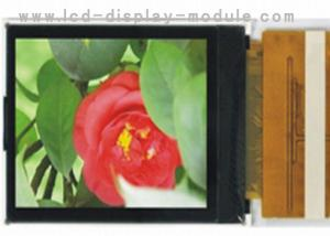 China QVGA 2.0 inch active matrix transmissive TFT LCD Module 8 bits parallel bus interface on sale