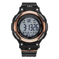 China Men's Silicone  Wrist Watch ,Bluetooth Smart Watch , Luxury Waterproof SmartWatch,Military Digital Pedometer Smartwatch on sale