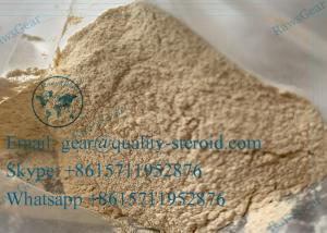 China China 99% Muscle Establishment Anabolic Steroid Powder Metribolone CAS 965-93-5 on sale