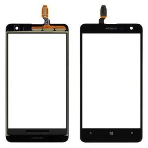 China 4.7 Inch Black Touch Screen Digitizer , Nokia Lumia 625 Digitizer Repair on sale