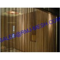 Metal mesh blinds