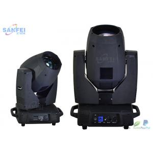China Stage Lighting Equipment 330W 15R Beam Moving Head Light Spot Wash Stage Light on sale