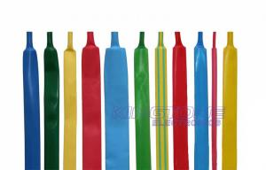 China Single Wall Heat Shrink Tube W-1-PT -55℃ to 125℃ RoHS Compliant on sale