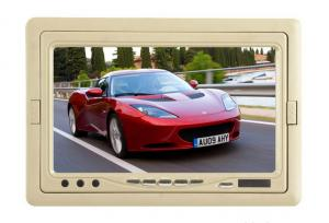 China Wholesale Cheap Unviersal 7-inch Car TFT LCD Monitor with Analog Digital Screen, Game Pad and Game Disc on sale