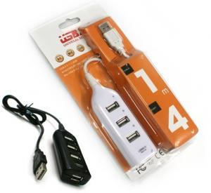 China 4-port Hi-speed USB Hub on sale