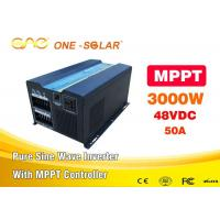 China 3000w 48vdc To 110vac High Capacity Solar Powered Inverter For UPS Inverter Home Solar System on sale