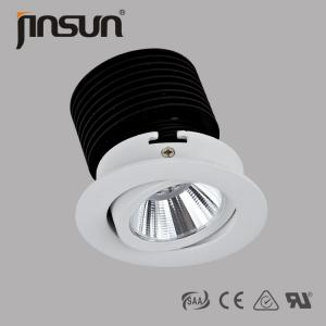 China 5 Watt 180 Degree Rotatble Citizen Chip Of Led Downlight With Meanwell Driver on sale