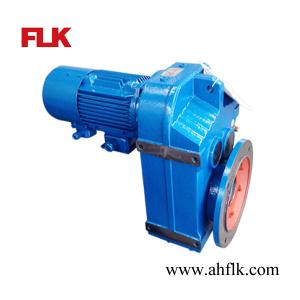 China Parallel Shaft Mounted Gear Units F series on sale
