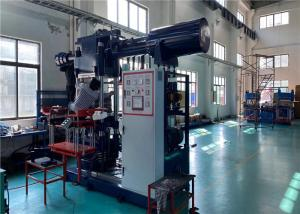 China Oil Drilling Rubber Plunger Type Injection Moulding Machine 400 Ton Horizontal on sale