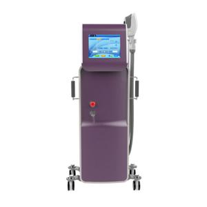 China Mobile Ipl Laser Hair Removal Device , Ipl Treatment Machine 560nm-1200nm Wavelength on sale