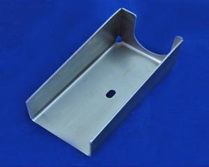 China Flange Metal parts- Sheet Metal Fabrication on sale