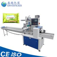 China High Capacity Horizontal Flow Pack Machine , Solid Material Pillow Type Packing Machine on sale