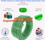 Flexible Explain Pvc Plastic Pipe In Industry Plastic Pipe PVC Layflat Hose PVC Steel Wire Reinforced Hose PVC Fiber