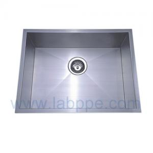 Quality SHS540-Lab 304 stainless steel sink,ss304 Basin,corrosion resistant,580*440*190mm for sale
