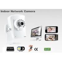 China 720P Small Mini Infrared Day Night NetWork Camera With SD Card For House on sale