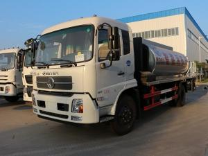 China Dongfeng 10cbm Sprayer Paver Truck Intelligent Road Maintenance Construction Bitumen Distributor Asphalt on sale