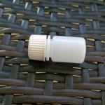 botella reactiva plástica 10ml con la boca estrecha