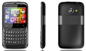China A2 Qwerty Android phone,2.75G/EDGE/dual sim on sale