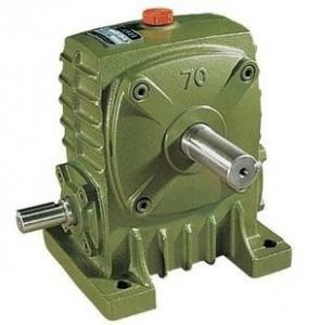 China Worm gear reducer on sale