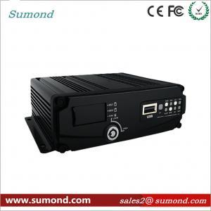 China 4CH 1080P AHD 4G+GPS Car DVR(SD card) CCTV HD Vehicle camera and DVR kit DVR 4G Vehicle Car Bus DVR on sale