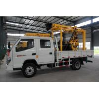 YZJ-200 Truck Mounted Engineering Drilling Rig