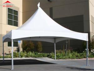 China 6 x 6m Outdoor Flame Retardant Pagoda Party Tent For Commercial Activity on sale