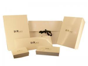 China OEM Shining Coated Keepsake Gift Boxes, Dr. Men's 250g Art Paper Box on sale