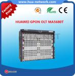 100% Original new 10U Black metal HUAWEI SmartAX EPON/GPON OLT MA5680T with GPFD,GPBD