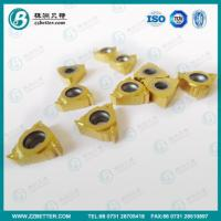carbide threading insert