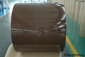 China Office Furniture Color Coated Galvanized Sheet , Anti Static Colour Coated Steel Sheets on sale