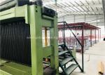 Durable Hexagonal Wire Netting Machine / Wire Mesh Weaving Machine 1200mm Width