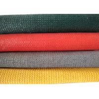 UV Resistant Heavy Duty Sun Shade Net With Lanti Oxidation Treatment