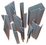 Anodize o perfil de alumínio da parede de cortina da extrusão para construções industriais