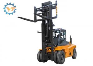 China Hydraulic Diesel Engine Warehouse Forklift Truck FD120 High Efficiency Operation on sale