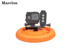 China EVA Material Sports Camera Accessories Gopro Floating Floaty Frisbee on sale