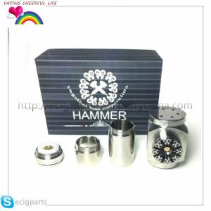 China Hammer E pipe Mod Kit E cigarette mini E pipe Mod Mechanical Electronical Cigarette on sale