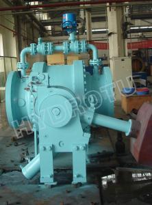 China La haute pression a bridé le robinet d'arrêt sphérique 500mm avec le contrôle hydraulique on sale