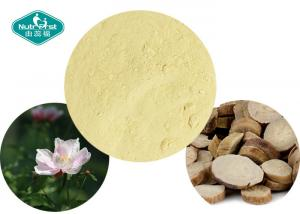 China White Peony Root Extract Paeonia Lactiflora Pall Extract Herbal Supplement Paeoniflorin on sale