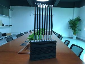 China 8 Bands High Power Mobile Signal Jammer RF Output Power 160W, High Power Cell Phone Jammer, Wireless Signal Jammer on sale