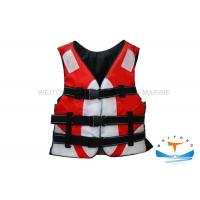 China EPE Foam Flotation Marine Safety Equipment Life Jacket Leisure Water Sports on sale