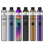 Cascade One Plus kit Vape Pen 510 thread purple silver colors GT mesh coil 1800mah & 3000mah  2A quick charge